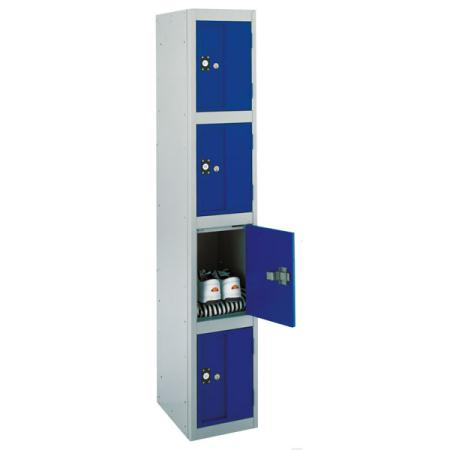 Strong Hold Heavy Duty Lockers Four Door