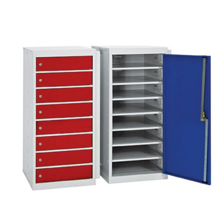 Low Height Laptop Lockers 1000 mm & 1460 mm high