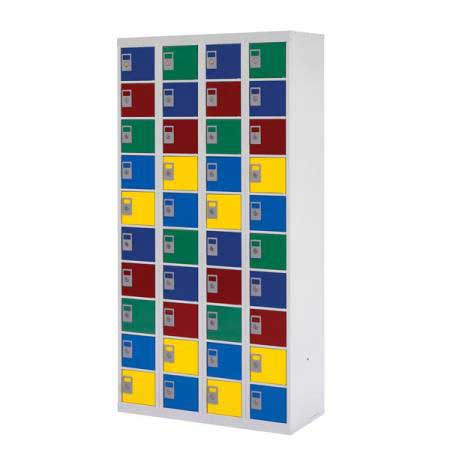 Personal Effects Locker 40 Compartment