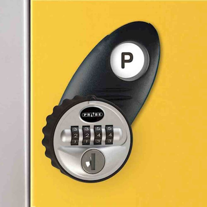 Probe Type P 4 Digit Combination Lock