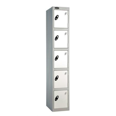White Locker Five Door