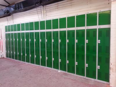 Workplace Lockers at Bolton Council