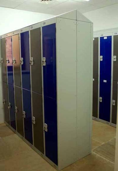 Lockers At SRA Developments Ltd