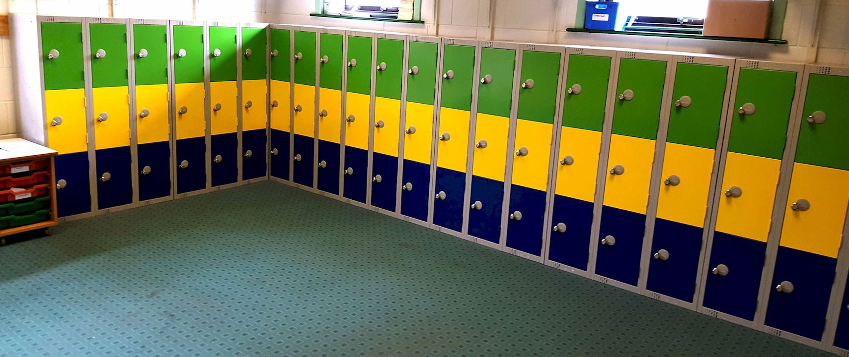 1370H Lockers Westerton Primary School