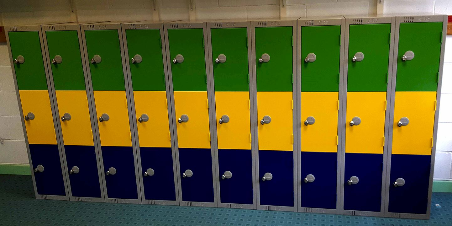 Primary School Lockers Westerton Primary School Leeds