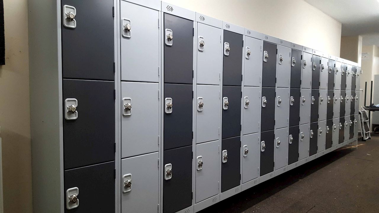 Cross Lane Primary School Lockers