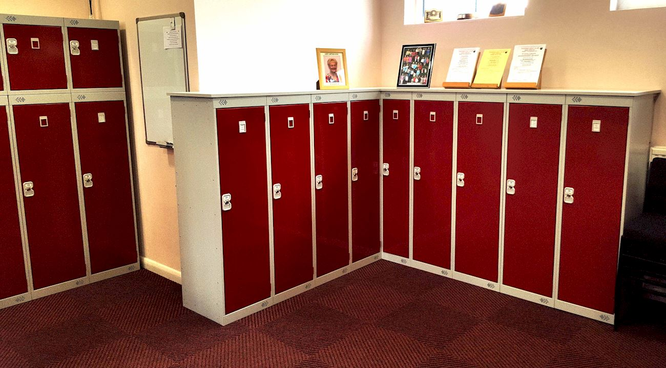 Golf Lockers - South Yorkshire Golf Club
