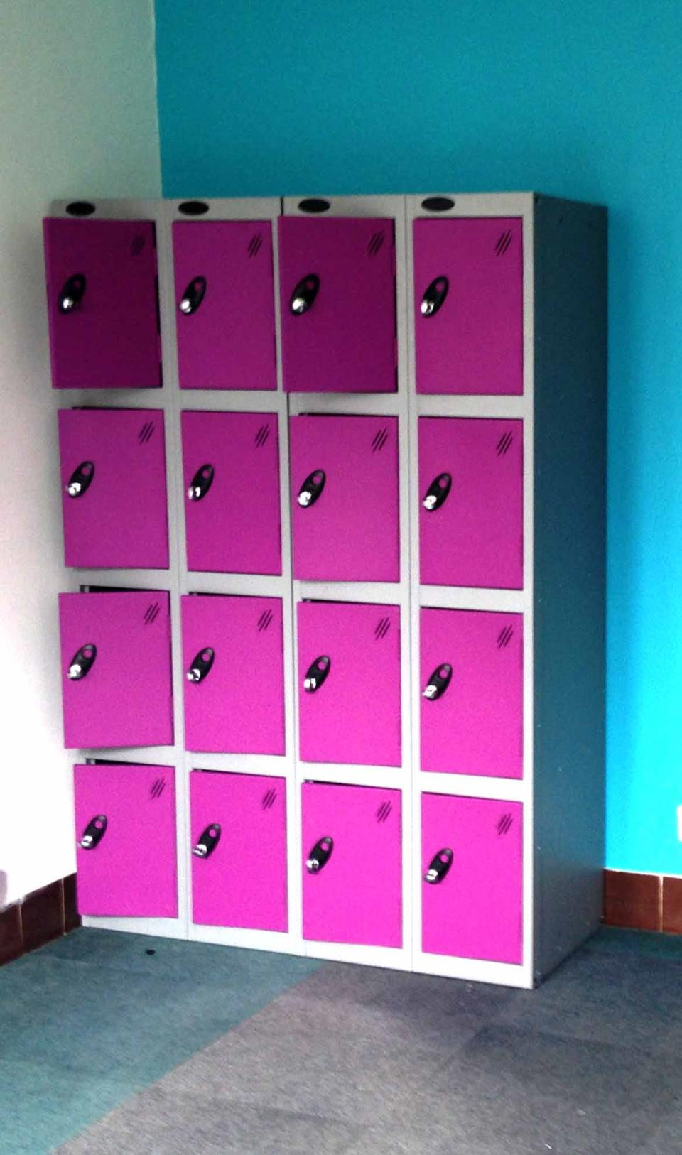 Inspire Leisure Lockers