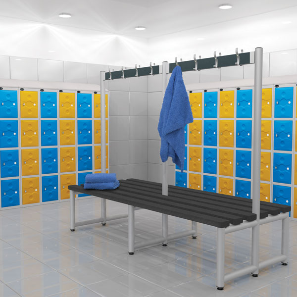 Ultrabox Plastic Lockers Cloakroom