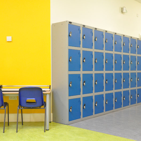 Probe Steel Lockers