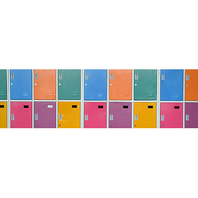 Guide To: Choosing The Right Metal Locker Colours For Your School