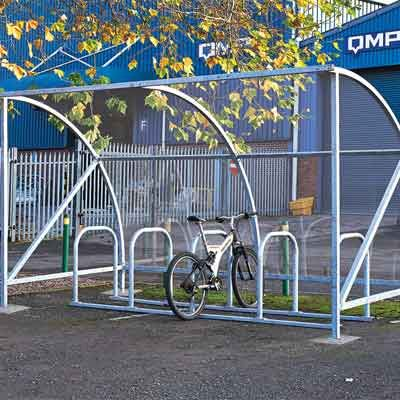 Outdoor Bike Storage Solutions: Which Is The Right One For Your Business?