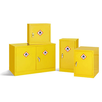 Why Buy A COSHH Cabinet?
