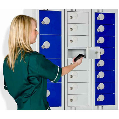 How Will Mobile Phone Lockers Benefit Me?