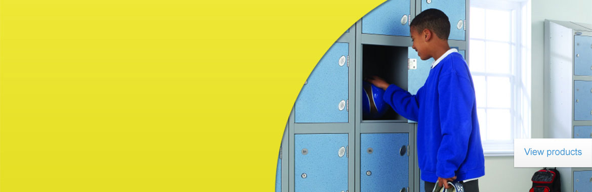 Think you've found the best school locker prices?