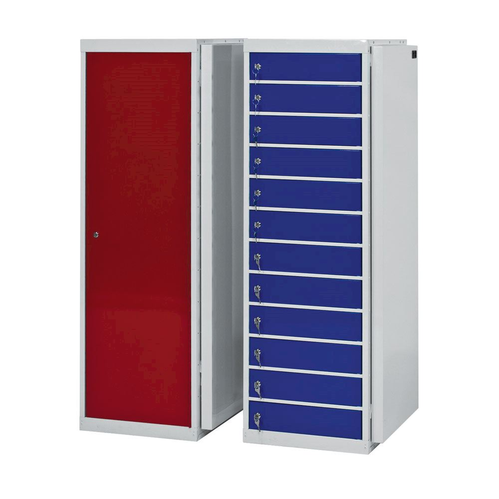 Low Height Laptop Lockers 1460mm