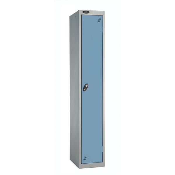 Coloured Single Door Locker