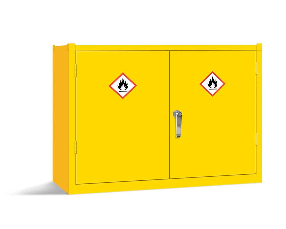 Hazardous Stackable Cabinet 710H x 915W x 457D by Elite