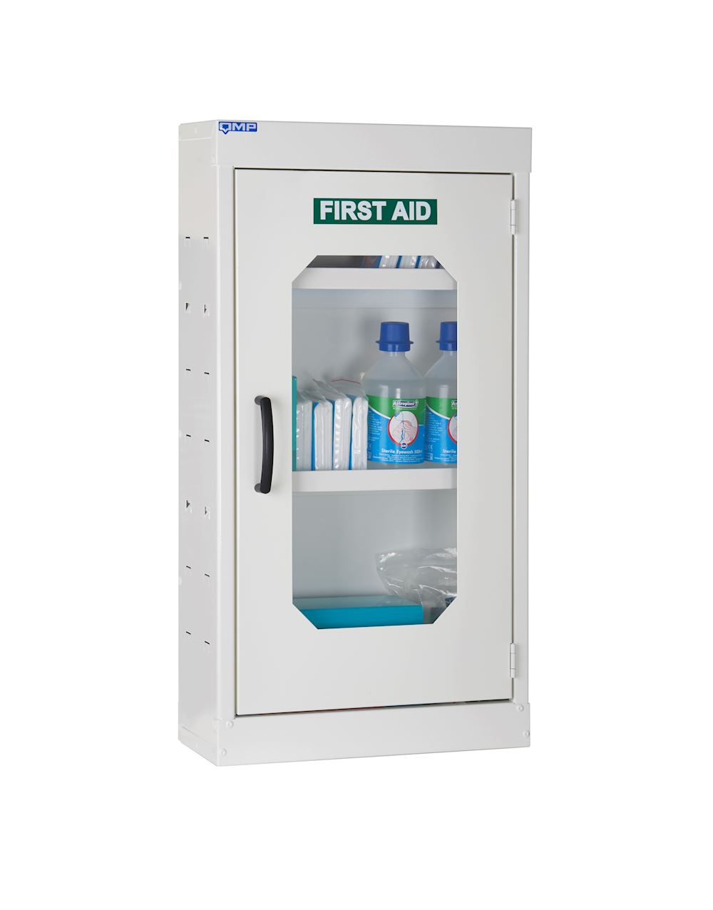 First Aid Cabinet With Vision Panel 710H