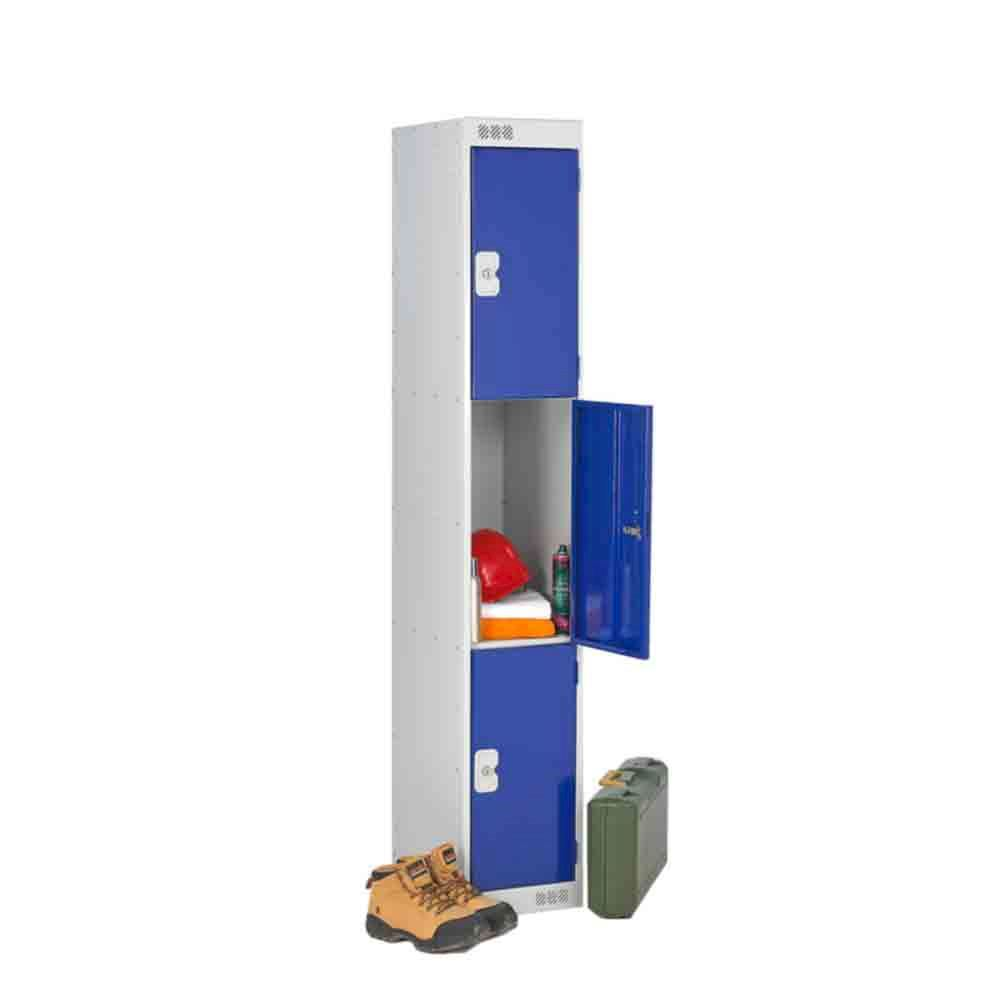 Express 3 Door Lockers - Max 5 day delivery
