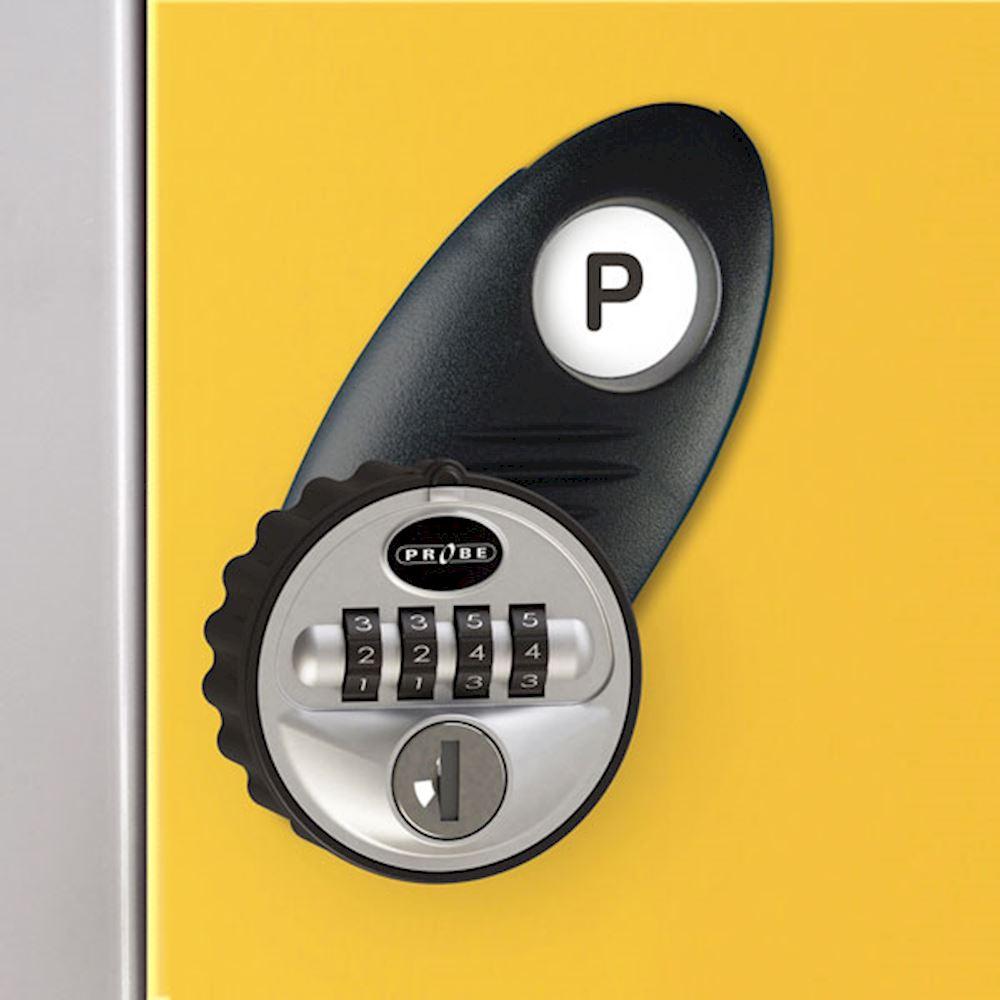 Type P 4 Digit Combination Lock