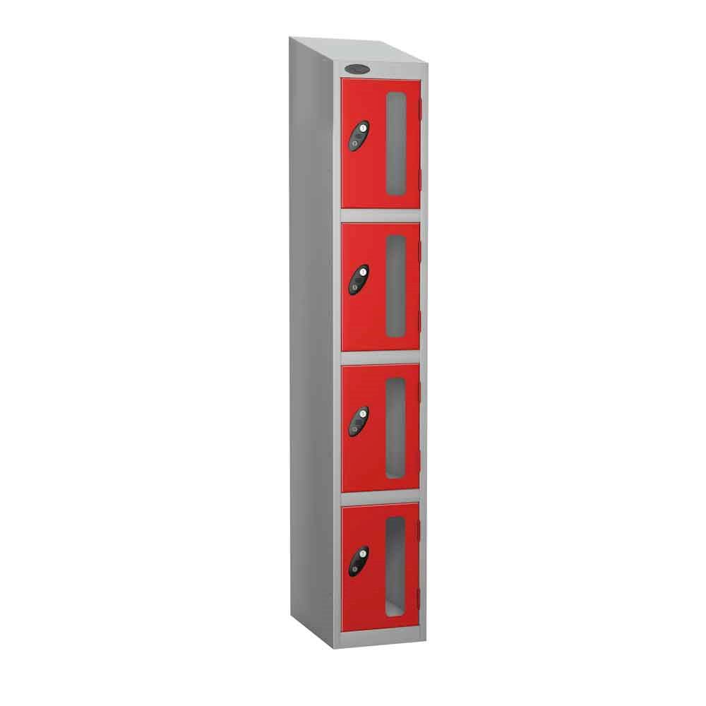 Vision Panel 4 Door Locker 1780H