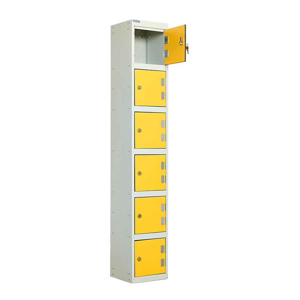 Laminate Wet Area Six Door Locker