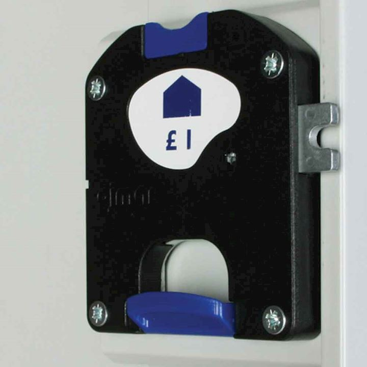 E Series Coin Return Lock