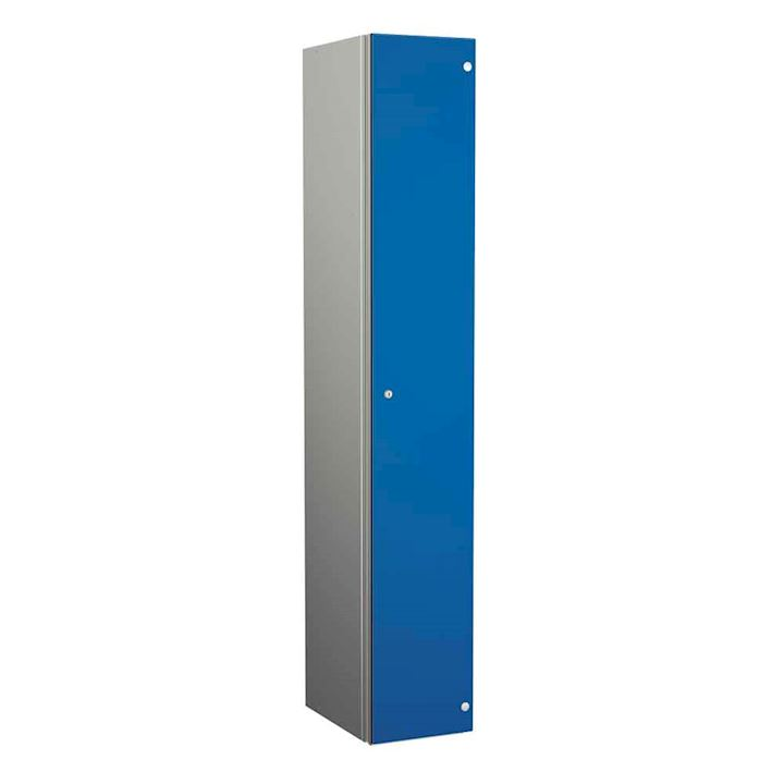 Aluminium Lockers - Zenbox 1 Door 1800H