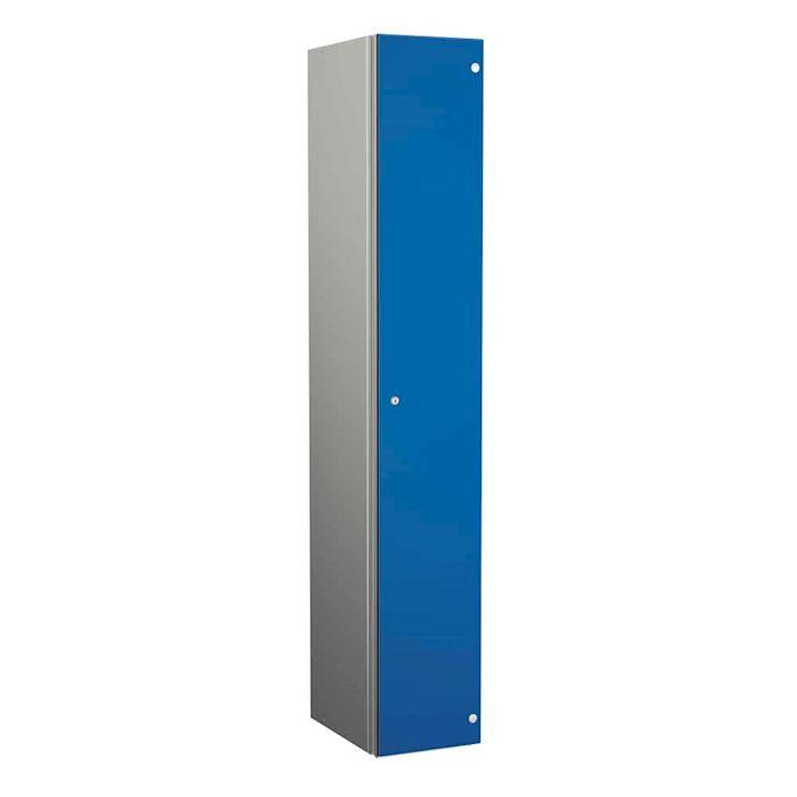 Aluminium Lockers - Zenbox 1 Door 1800H