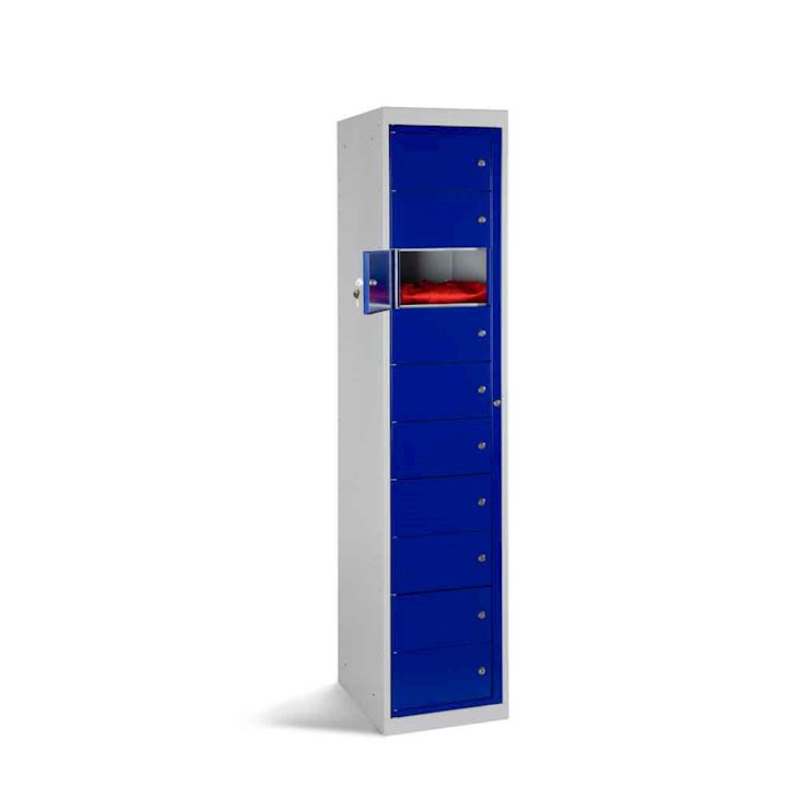 Elite Garment Dispenser Locker Ten Door