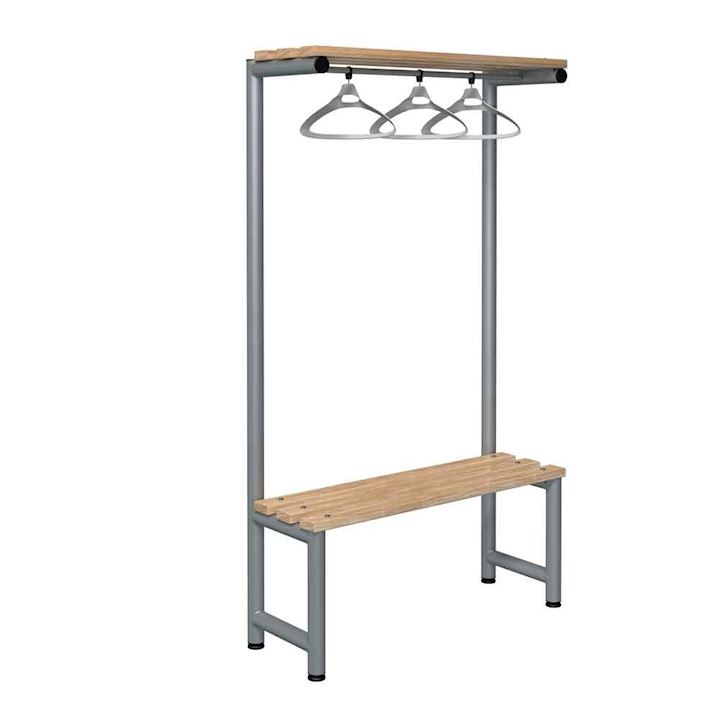 Single Sided Overhead Hanging Bench Seat by Probe