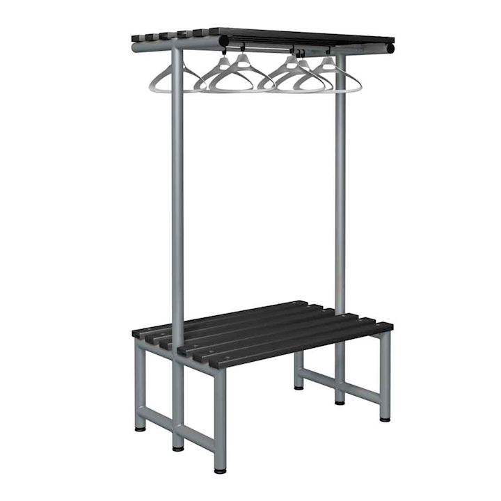 Double Sided Overhead Hanging Bench Seat by Probe