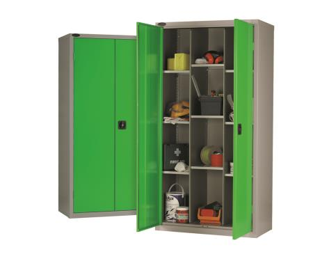 12 Compartment Cupboard 85kg UDL