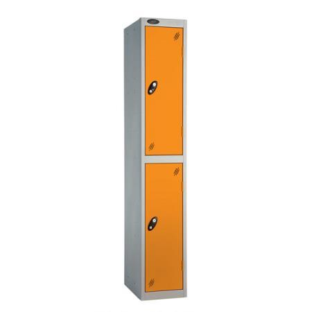 Coloured Two Door Locker