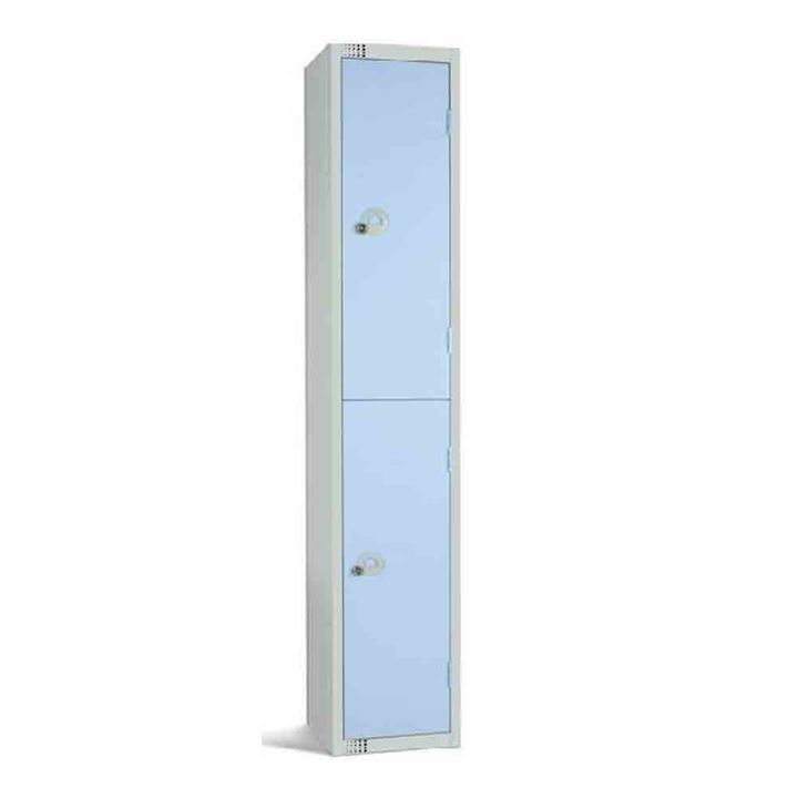 Elite Two Door £1 Coin Operated Locker