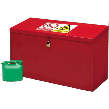 Petrol & Flammable Liquid Chest 510 x 610 x 340
