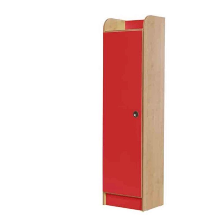 Rainbow Laminate 1500mm H Single Door Locker