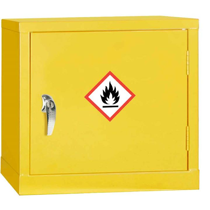 Mini Hazardous Cabinet 457H x 457W x 305D by Elite
