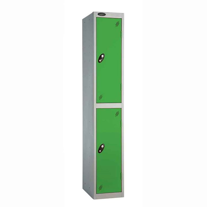 Two Door Fire Rated Locker by Probe 1780H