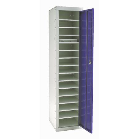 Link Laptop Storage Locker 15 Compartments, 1 Door
