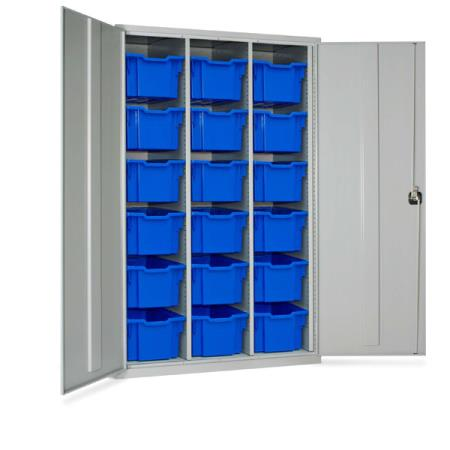 High Capacity Storage Cupboards