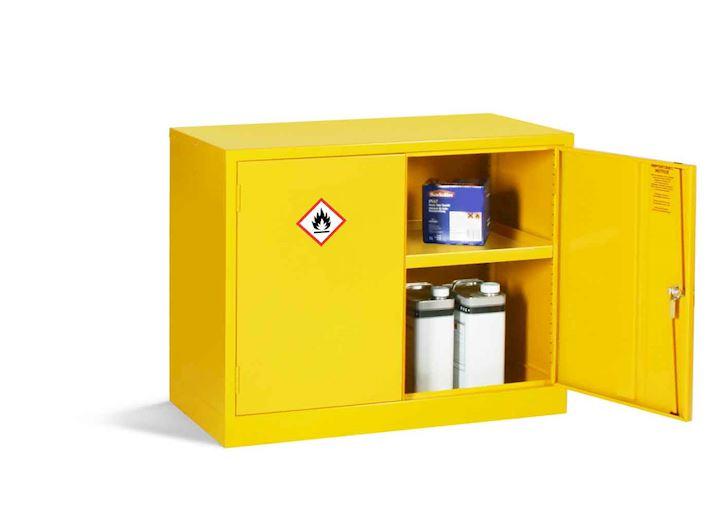 Mini Dangerous Cabinet 610H x 915W x 457D by Elite