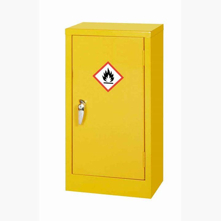 Dangerous Mini COSHH Cabinet 710H x 457W x 305D by Elite