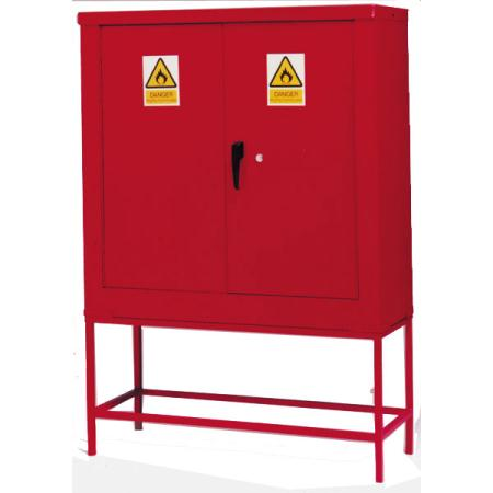 Petrol & Flammable Liquid Cabinet 1200 x 1200 x 610