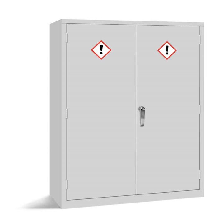 Mid Height COSHH Storage Cupboard 1220 x 915 x 457