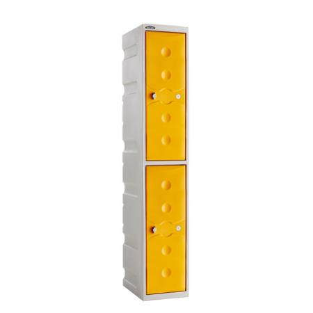 Ultrabox Plastic Locker Two Door