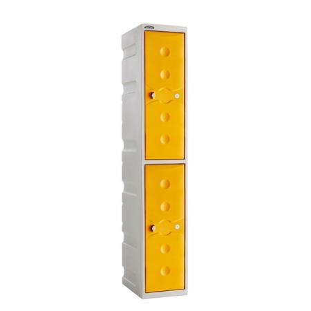 Ultrabox Plastic Locker Two Door