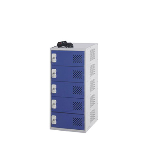 In Charge Laptop Locker 5 Doors 900mm