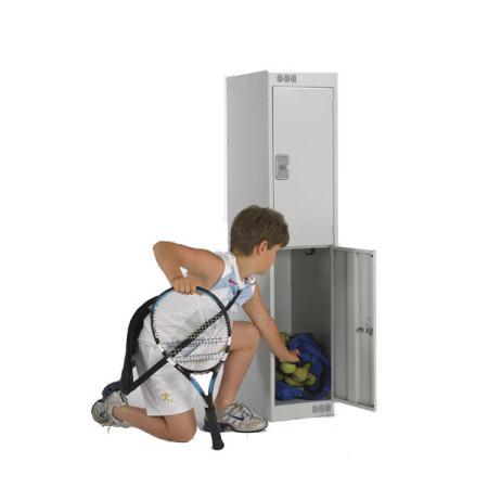 Low Locker 2 Door 1382mm